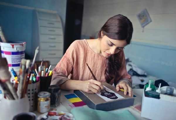 kunstenaar in jezelf