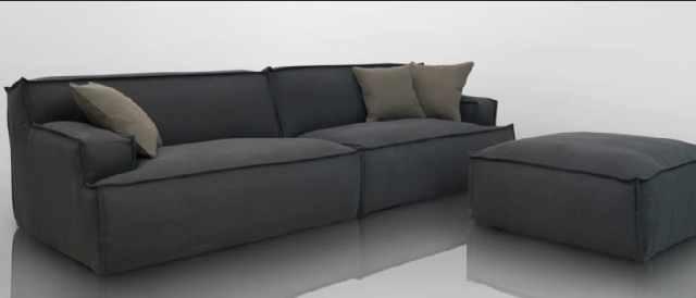 lounge bank van Mokana